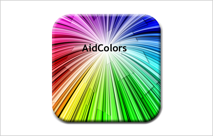 Icono de la aplicación AidColors
