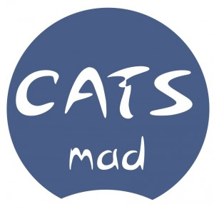 Logo especial web CATS_MAD.
