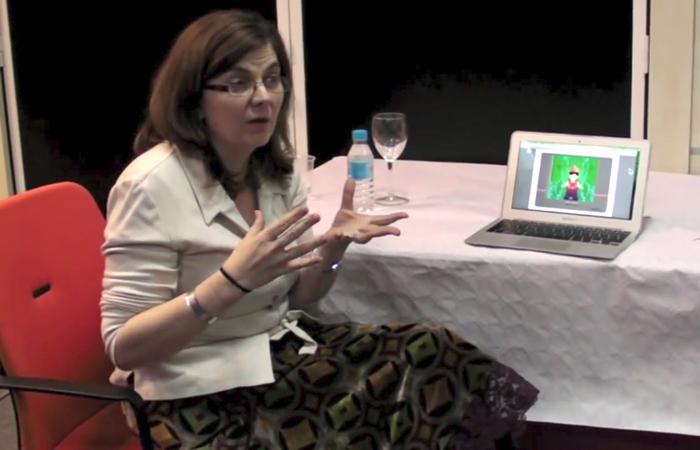 María Luisa Candal en el CatsMad 8