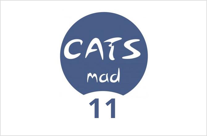Logo CatsMad número 11