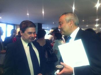 Enrique Varela y Victor Calvo Sotelo conversando.JPG