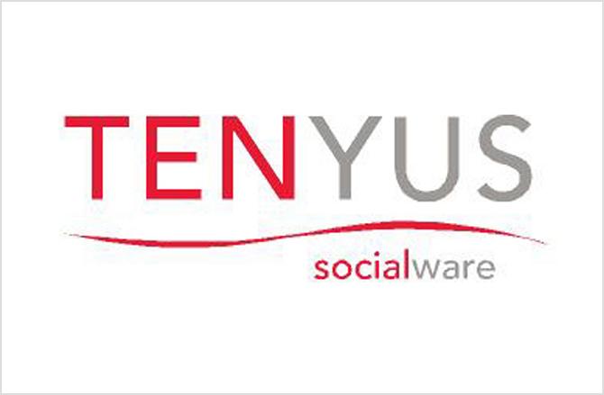 Logotipo de Tenyus socialware