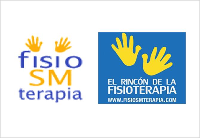 Logotipo de Fisioterapia SM como patrocinador del erst'14