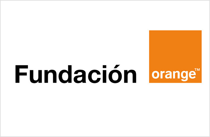 Logotipo Orange Fundación