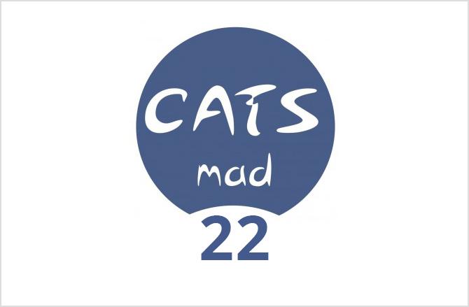 Imagen ilustrativa logo CatsMad número 22