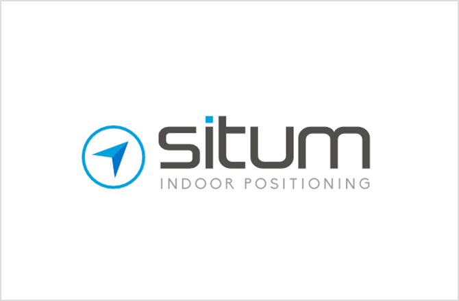 Logotipo de Situm - indoor positioning