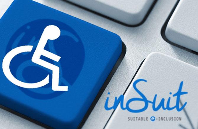 Logotipo de Insuit - suitable inclusion
