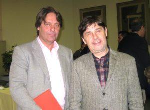 D. Pablo Gutiérrez y D. Enrique Varela