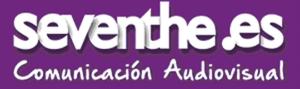 Logotipo de seventhe comunicación