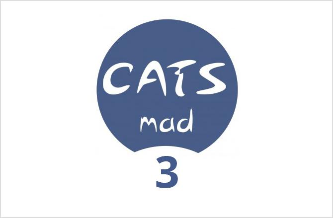 Logo CatsMad número 3