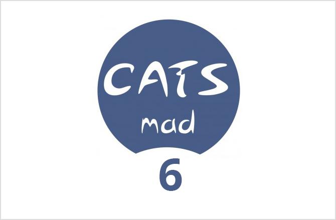 Logotipo de CatsMad número 6