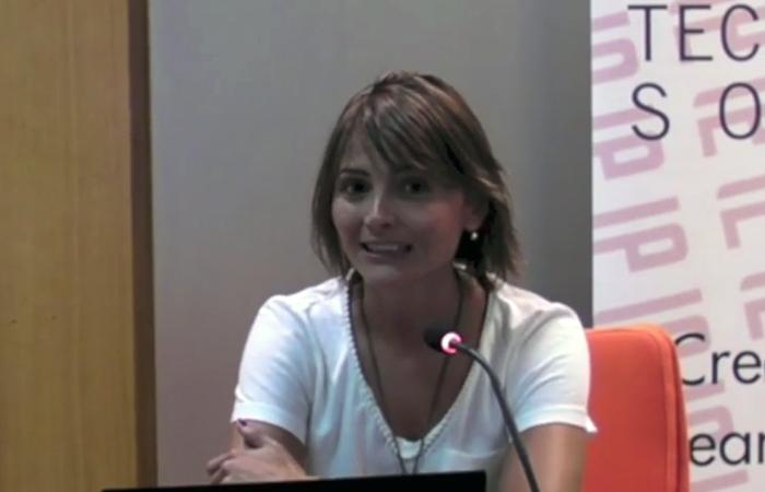 Nuria Mendoza Laiz en la CatsMad 6