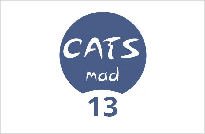 Logo CatsMad número 13