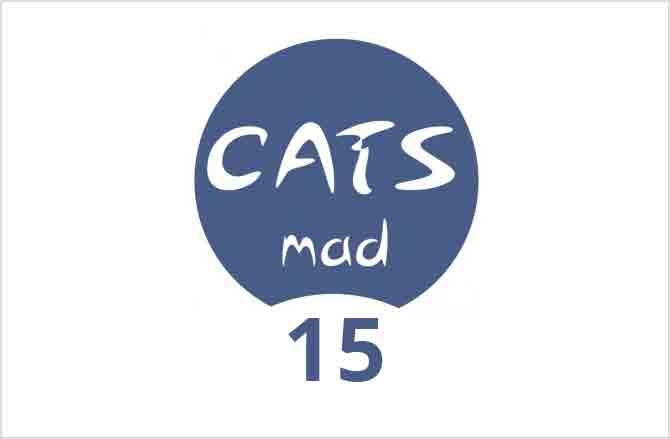 Logo CatsMad número 15