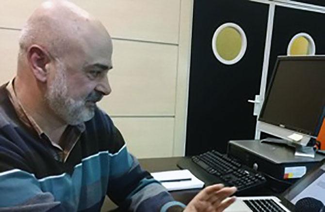 José Da Cunha en CatsMad 18