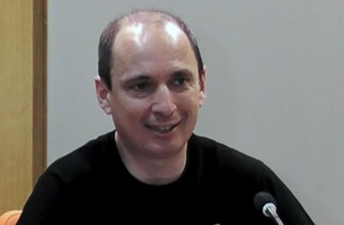 Javier Montaner en CatsMad 20