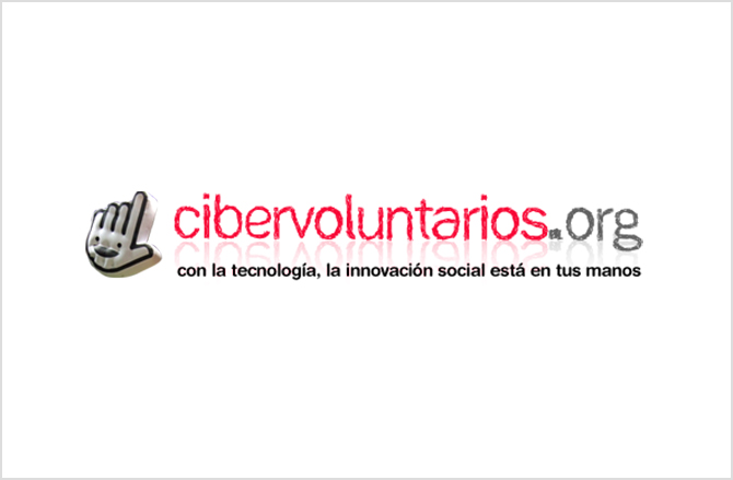 Logotipo de Cibervoluntarios.org