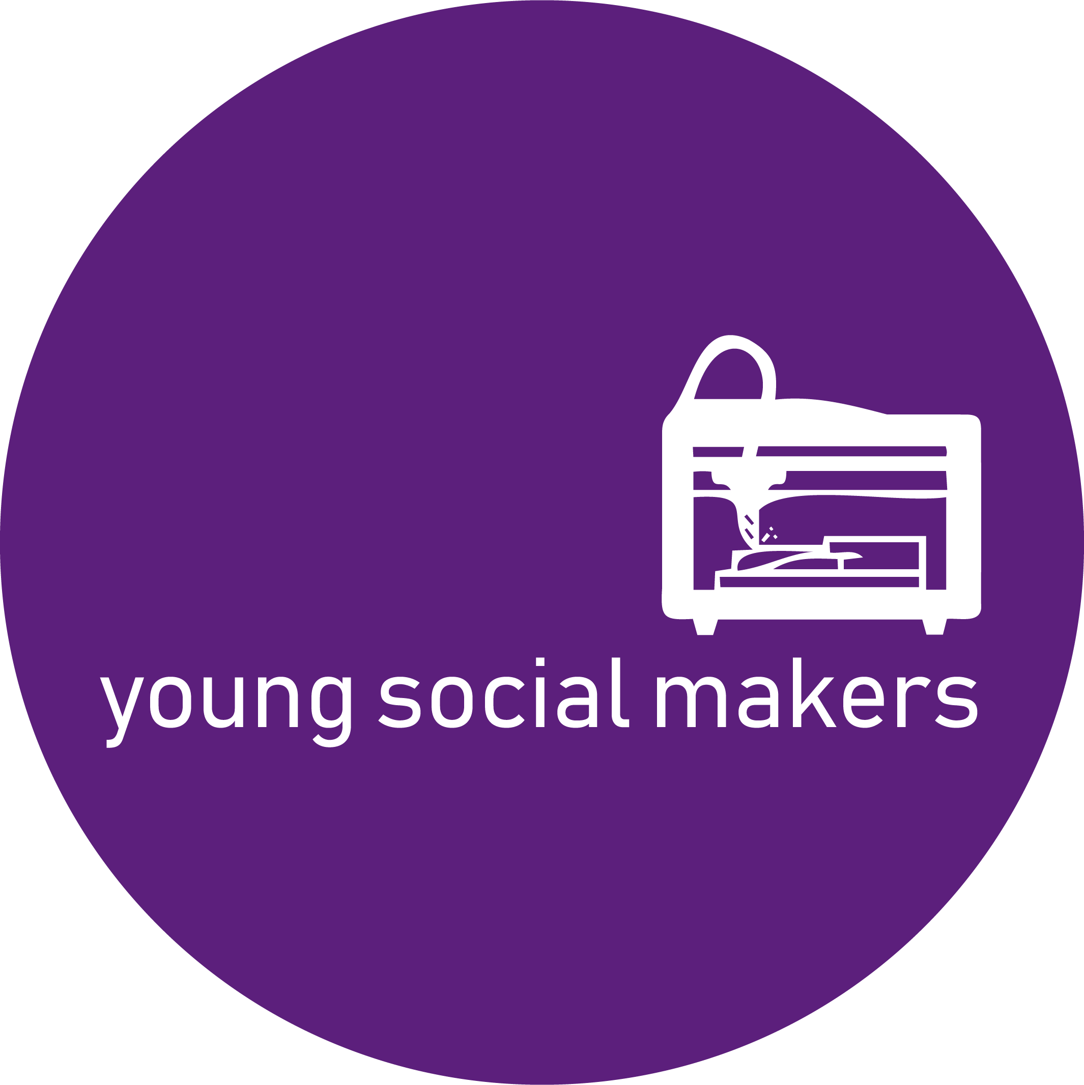 Logo de Young Social Makers