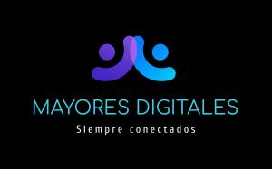 Logotipo de la plataforma Mayores Digitales